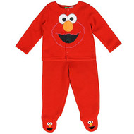 Sesame Street Elmo Infant Boys' 2pc Top and Pant Set
