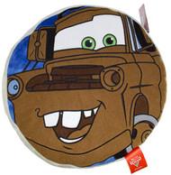Disney Cars Mater Round Decorative Pillow