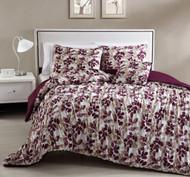 4-Piece Queen Aurielle Mini Comforter Set