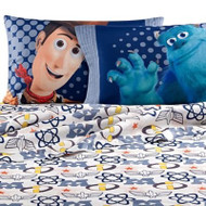 Disney Pixar Patchwork Full Sheet Set