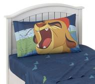 Disney The Lion Guard Pillowcase - Kion's Roar
