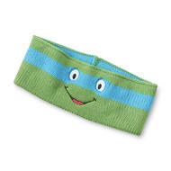 Teenage Mutant Ninja Turtles Boy's Knit Headband / Earmuffs- Leonardo