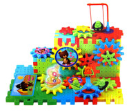 81 Piece Building Blocks Toy Set
