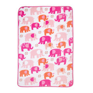 Carter's Elephant Walk Baby Blanket