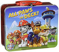 Paw Patrol 24-Piece Puzzle in Collectible Tin box - All Paws on Deck!
