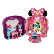 Fisher Price Disney's Minnie Mouse Dress Up 'n Go Bow-Tique Playset