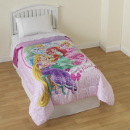 Disney Princess Palace Pets Twin Size Reversible Comforter