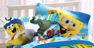 SpongeBob SquarePants Reversible Standard Pillowcase
