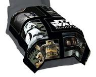 "Star Wars: Rogue One ""Imperial Trooper"" Twin Blanket"