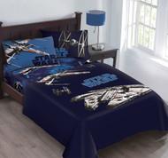 Star Wars Reversible Twin Comforter