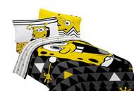 Spongebob Squarepants 'Try Angle' Twin/Full Comforter