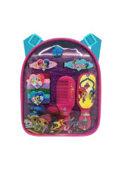Shimmer and Shine Girls Hair Accessory 10 Piece Gift Set
