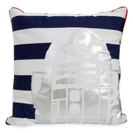 Star Wars Classic 'R2-D2' Square Throw Pillow