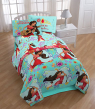 Disney Elena of Avalor 'Flower Power' Twin Sheet Set