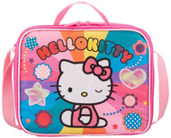Hello Kitty Lunch Kit with Strap