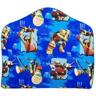 Teenage Mutant Ninja Turtles Headboard Cover