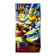 Teenage Mutant Ninja Turtles 'Turtle Power' Beach/Bath Towel