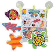 ALEX Toys Rub a Dub Stickers for the Tub Beach Buddies