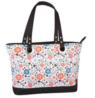 "Thermos FOOGO ""Poppy Patch"" Diaper Tote"