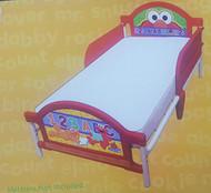 Sesame Street Toddler Bed