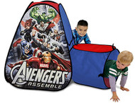 Playhut Avengers Hide About