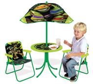 Teenage Mutant Ninja Turtles Classic Patio Set Toy