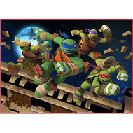 "TMNT ""We are Ninjas"" Accent Rug"