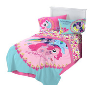 "My Little Pony ""I Heart Ponies"" Plush Blanket"