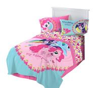 "My Little Pony ""I Heart Ponies"" Plush Blanket"