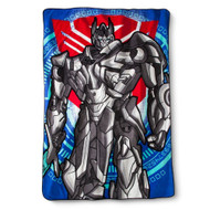 Transformers: Age of Extinction 'Optimus Prime' Plush Blanket