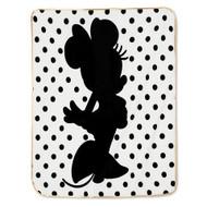 Disney Minnie 'Dot Couture' Mouse Plush Throw