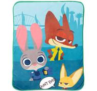 Disney Zootopia 'Bunny Ears' Plush Throw
