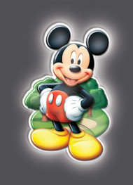 Mickey Mouse Wall Friends Talking Wall Light