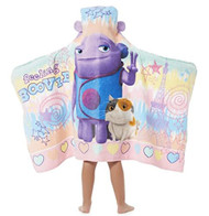 Dreamworks Home 'Oh' Hooded Towel