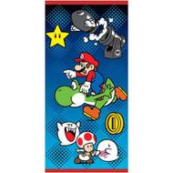 "Super Mario ""Repeat Champion"" Beach Towel"