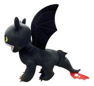 Dreamworks Dragons 'Night Fury' Cuddle Pillow