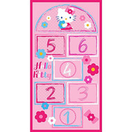 Hello Kitty 'Hopscotch Game' Rug