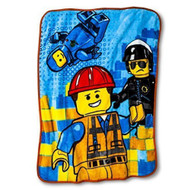 The Lego Movie Tote & Throw Set