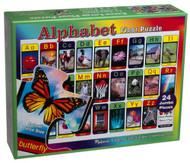 Deluxe Alphabet 24-Piece Cardboard Floor Puzzle