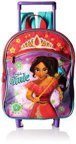 """Disney Elena of Avalor 12"""" Rolling Backpack"""