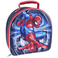 Spiderman Dome Insulated Lunch Bag