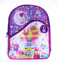 "Shopkins ""I Love SPK"" 16"" Backpack"