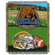 NCAA UCLA Woven Tapestry Throw