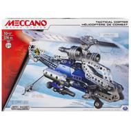 Meccano Tactical Copter Model Building Set
