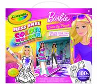 Crayola Mess-Free Coloring Barbie Dress-Up Playset