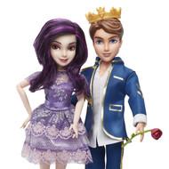 Disney Descendants Mal and Ben 2-Pack Dolls