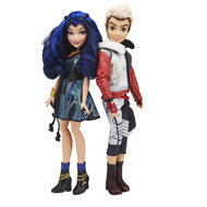 Disney Descendants Evie and Carlos 2-Pack Dolls