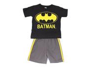 "Batman ""Logo"" 2 Piece T-Shirt & Shorts Set"