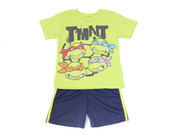 """TMNT """"Angry Turtles"""" 2-Piece T-Shirt & Shorts Set"""