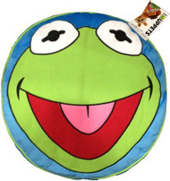 The Muppets Kermit Decorative Round Pillow
